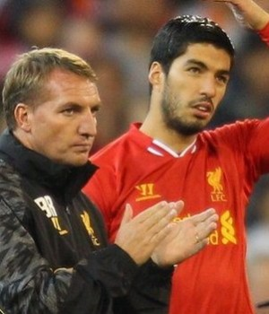 Suarez and Coach