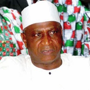 Baraje, factional chairman of PDP