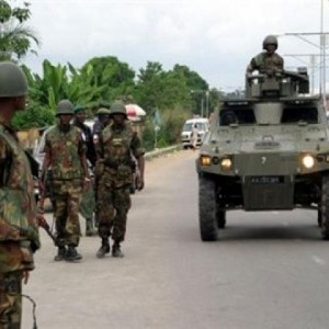 JTF soldiers in Yobe