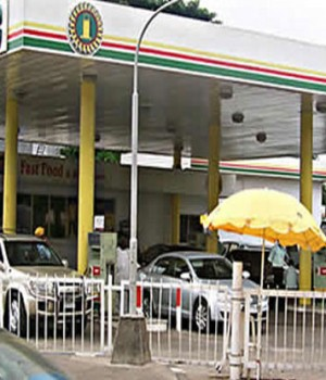 NNPC filling Station