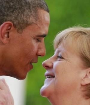 Obama/Merkel