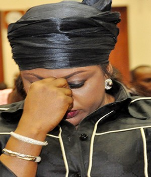 Aviation Minister, Oduah
