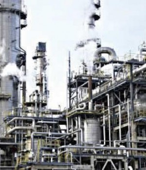 Warri Refinery gutted by fire