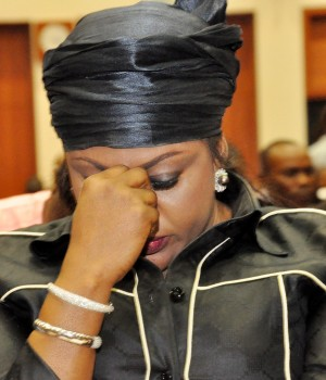 Stella Oduah,Aviation Minister