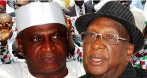 Baraje and Tukur,