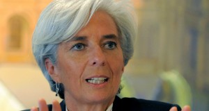 IMF President, Christine Largade