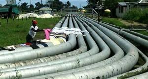 Oil pipelines