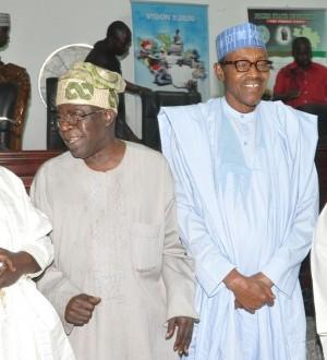 Aliyu, Tinubu, Buhari, others