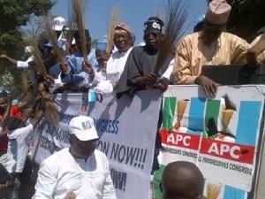 APC rally in Abuja