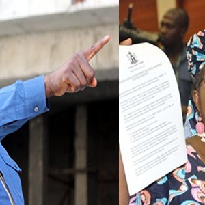 Gov. Amaechi and Okonjo-Iweala