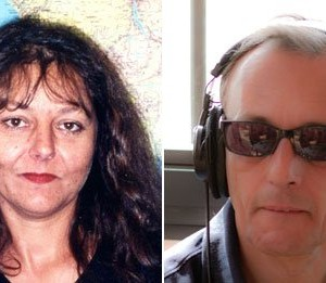Claude Verlon and Ghislaine Dupont