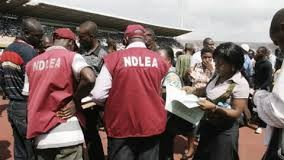 NDLEA officials