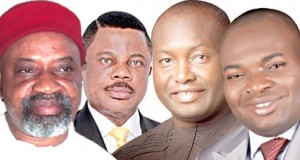 The Anambra top contenders