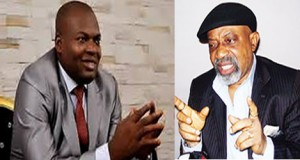 Tony Nwoye, Chris Ngige