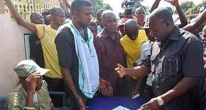 Nwoye, disenfranchised