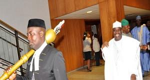 Speaker, Aminu Tambuwal