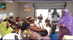 Seminars for widows