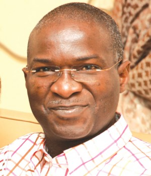 Gov. Fashola of Lagos