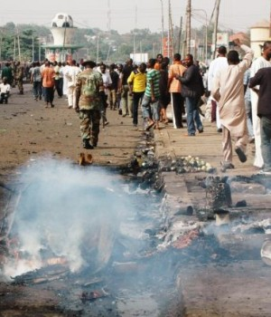 Violence in Plateau
