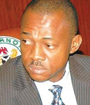 Governor Chime of Enugu
