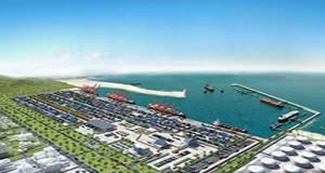 Proto-type of the Lekki Free Port, Lagos