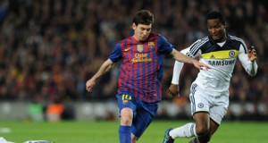 Messi and Mikel to slug it out