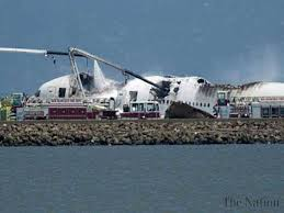 The crashed Mozambique Airline