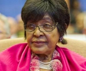 Winnie Makaziwe Mandela