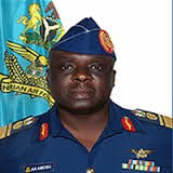 Air Vice Marshal, Adesola Amosu