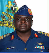 Air Vice Marshal, Adesola Amosu