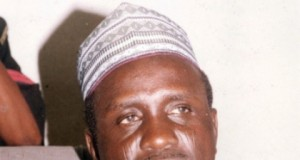 Former Governor Ibrahim shekarau of Kano