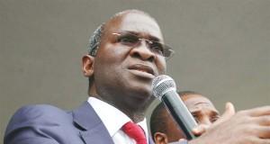 Gov. Babatunde Fashola of Lagos