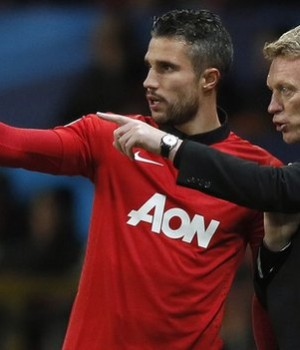 Moyes and Persie