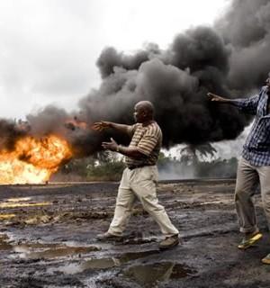 The devastation in Ogoniland