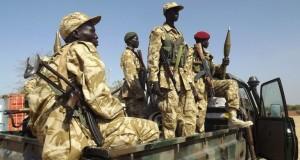 South Sudanese Army
