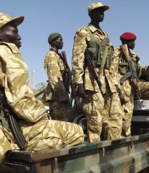 South Sudanese Army