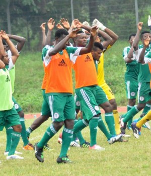 Home based Super Eagles