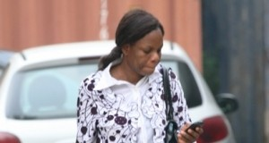 AKPOJIYOUWI GRACE AT THE LAGOS HIGH COURT IKEJA FOR TRIAL