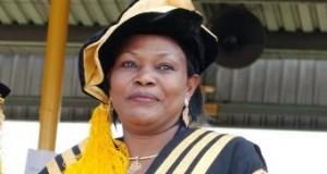 Dr. Mrs.Margret Kudirat Ibiyeye-Ladipo, Yabatech Rector