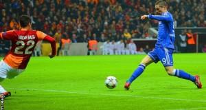 Fernando Torres early goal