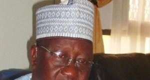 Governor Umaru Tanko-Al-Makura