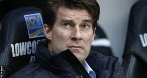 Laudrup, former Swansea boss