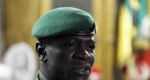 Mali's junta leader Captain Amadou Sanogo