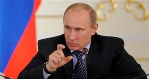 Vladimir Putin, Russian President