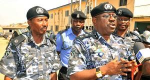 Chris Olakpe, Plateau Police boss