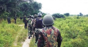 Army in search of Chibok schoolgirls