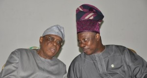 Osoba and Gov Amosun, when the going was good