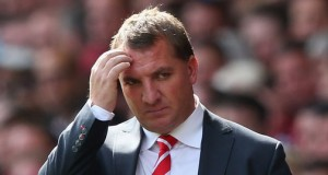 Liverpool boss, Brendan Rodgers