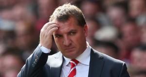 Liverpool boss, Brendan Rodgers
