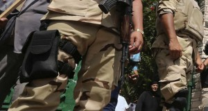 Egypt's security forces are on high alert against attacks by Islamist militants